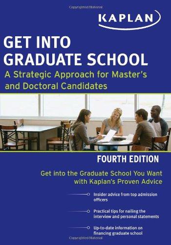 Get Into Graduate School
