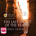 The Last Secret of the Temple Audiobook by Paul Sussman Narrated by Gordon Griffin