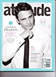 ATTITUDE Magazine - James Franco/L.A Style Issue. #229. 2013. - Single Issue Magazine