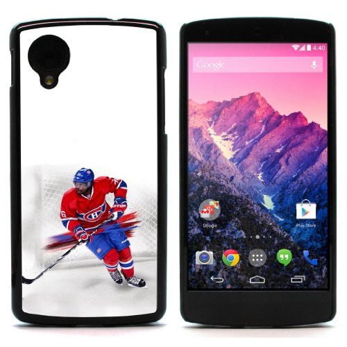 Sale alerts for BZ Gadget PK Subban #76 from NHL Montreal Canadiens Habs Picture Poster Hard Case Cover for LG Nexus 5 - Covvet
