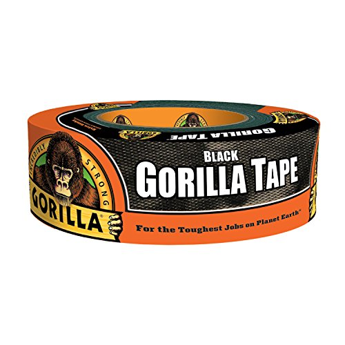 Black Gorilla Tape 1.88 In. x 35 Yd., One Roll (Duct Tape Amazon compare prices)