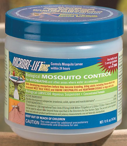 Ecological Laboratories Biological Mosquito Control for Bird Bath