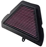 K&N Replacement Air Filter TB-1005 TRIUMPH SPEED TRIPLE/SPRINT ST; 05-09
