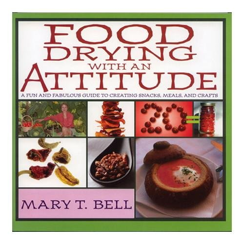 Open Country Food Drying With An Attitude, Book