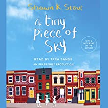 A Tiny Piece of Sky Audiobook by Shawn K. Stout Narrated by Tara Sands, Shawn K. Stout