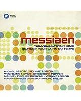 Messiaen : Turangalîla-Symphonie - Quatuor pour la fin du temps