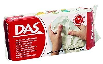 DAS Modelling Clay 500 g White Air-Dry