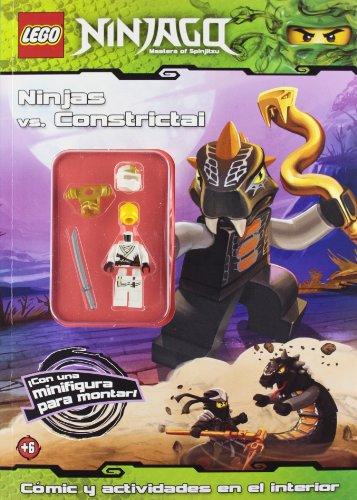 Ninjas vs. Constrictai
