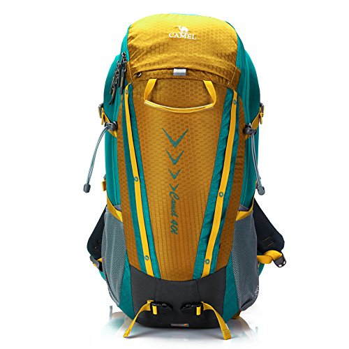 Outdoor Sac d'escalade / sac à dos / sac à dos Voyage extérieur / sac d'alpinisme grande capacité-2 55L