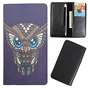 DooDa - For Micromax Canvas Viva A72 PU Leather Designer Fashionable Fancy Case Cover Pouch With Card & Cash Slots & Smooth Inner Velvet