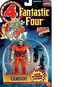 Fantastic Four Gorgon Action Figure