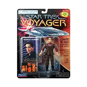 Star Trek - Voyager - Chahotay The Maquis