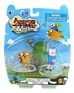 "Adventure Time 2"" Finn & Jake Collector's Pack"