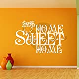Sweet Home Wall Sticker Decal One - B00O9VXANU