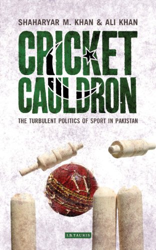 Sporting Goods Stores Cricket Cauldron: The Turbulent Politics of Sport in Pakistan