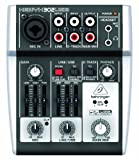 51b9QVrEdnL. SL160  Behringer 302USB Premium 5 Input Mixer with XENYX Mic Preamp and USB/Audio Interface