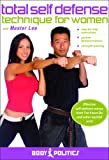 Total Self-Defense Technique for Women, with Master Lee: Self defense classes, Self defense instruction, Strength training, Korean martial arts [DVD] [ALL REGIONS] [NTSC] [WIDESCREEN] [2008]