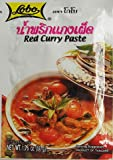Thai Red curry paste (50g by Lobo)