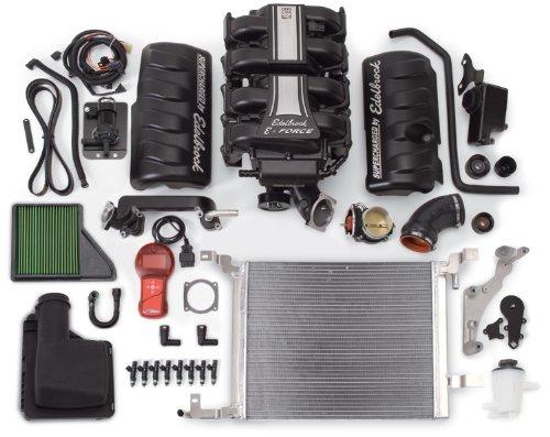 Edelbrock 1582 E-Force Supercharger Kit for Ford Mustang