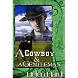 A Cowboy and A Gentleman (McCray Brothers Book 2) ~ Helen  Hardt