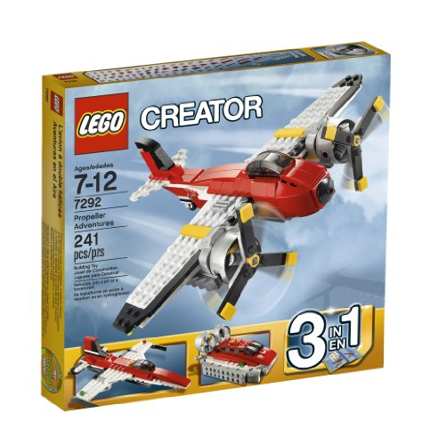 LEGO Creator Propeller Adventures 7292 Amazon.com