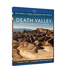 National Parks Exploration Series - Death Valley [Blu-ray]