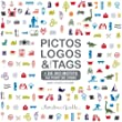Pictos, logos et autres tags au point de croix