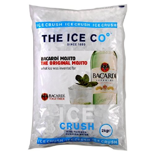 Die Ice Company Crushed Ice 2kg