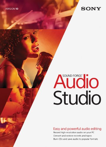 Sony Sound Forge Audio Studio 10 review | Alphr