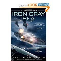 Iron Gray Sea (Destroyermen) by Taylor Anderson