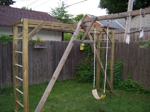 How To Build Monkey Bars (On The Cheap) (Build A Bar compare prices)