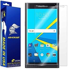 ArmorSuit MilitaryShield Blackberry Priv Screen Protector Anti Bubble & Extreme Clarity HD Shield