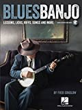 Blues Banjo: Lessons, Licks, Riffs, Songs & More + download code