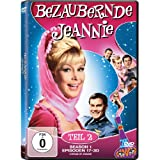 Bezaubernde Jeannie - Season 1, Vol.2 2 DVDs