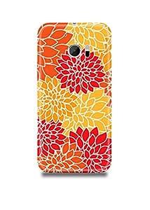 Colorful Art HTC M10 Case-2342