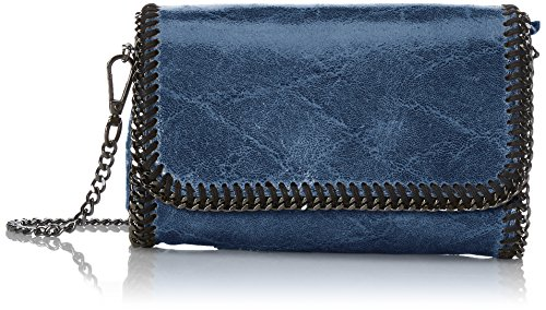 Chicca Borse 10010 Pochette da Giorno, 20 cm, Blu