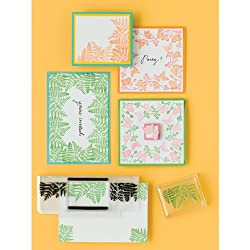 Martha Stewart Crafts Around the Page Starter Set Stamp