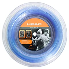 Buy FXP Tour 16G Liquid Blue Reel Tennis String by HEAD