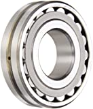 SKF Spherical Radial Bearing, Straight Bore, Steel Cage, C3 Clearance