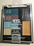 NYC New York Color Individual Eyes EYE SHADOW Gel Liner Limited Edition 003 Blue Skies