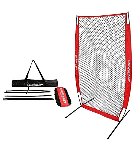 PowerNet I-Screen with Frame and Carry Bag (Portable Pitching Screen compare prices)
