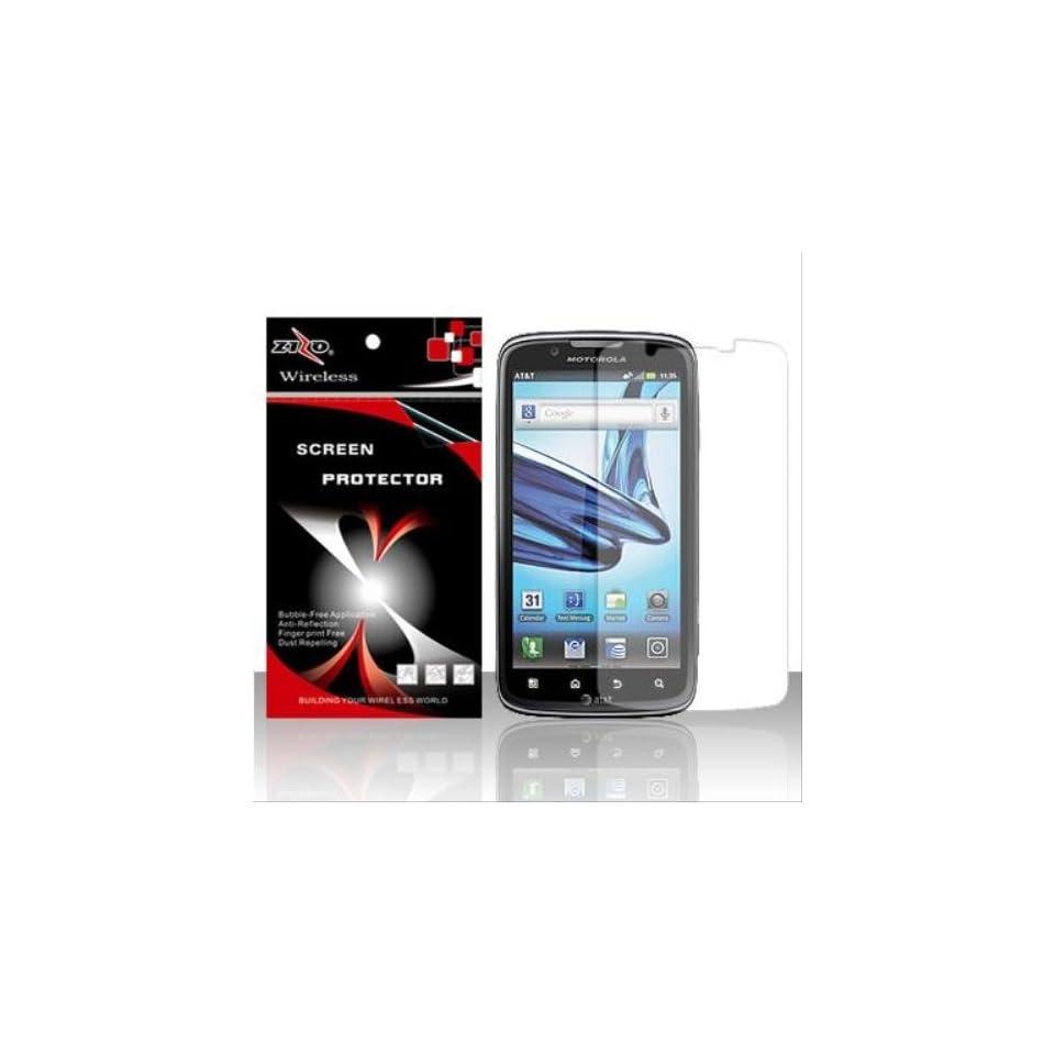 Anti Glare Screen Guard for MOTOROLA Motorola Atrix 2 MB865