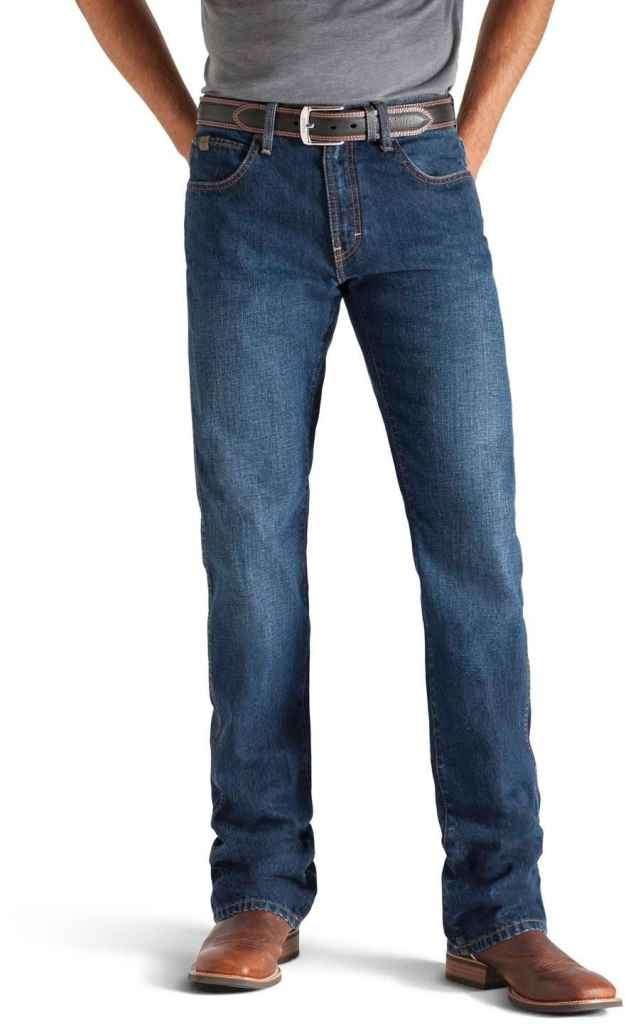 7fc0eca091c Ariat Men s Heritage Classic Fit Jean at Amazon Men s Clothing store ...
