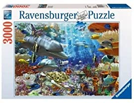 Oceanic Wonders - 3000 Piece Puzzle