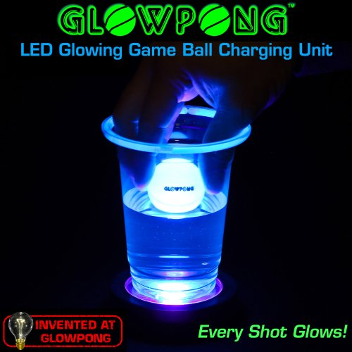 GLOWPONG LED Glowing Game Ball Charging Unit