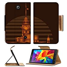 buy Msd Premium Samsung Galaxy Tab 4 7.0 Inch Flip Pu Leather Wallet Case Istanbul Big City Art Image Id 23515895