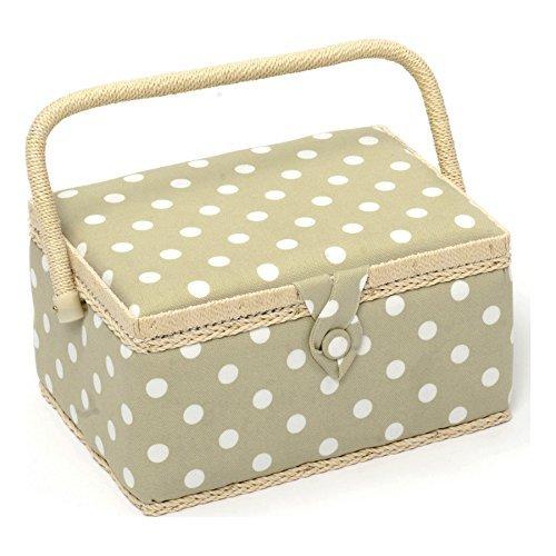 macchia-motivo-ornamentale-scatola-da-cucito-bianco-su-salvia-medio-185-x-26-x-15cm