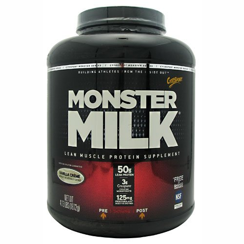 Monster Milk (Vanilla Creme)
