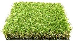 Best Arificial Grass For Balcony or Doormat, Soft and Durable Plastic Turf Carpet Mat, Artificial Grass(1.5 X 2 Feet)