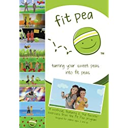Fit Pea DVD Workout